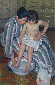 180px-Mary_Cassatt_-_The_Child's_Bath_-_Google_Art_Project-1