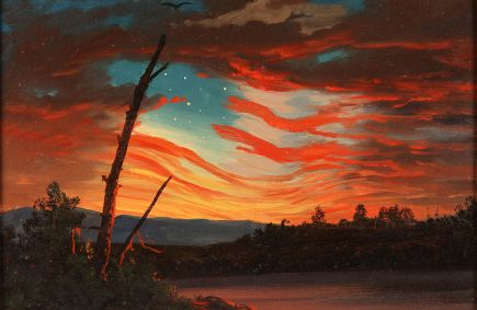 800px-Our_Banner_in_the_Sky_by_Frederic_Edwin_Church