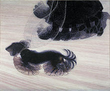 Giacomo_Balla,_1912,_Dinamismo_di_un_Cane_al_Guinzaglio_(Dynamism_of_a_Dog_on_a_Leash),_Albright-Knox_Art_Gallery
