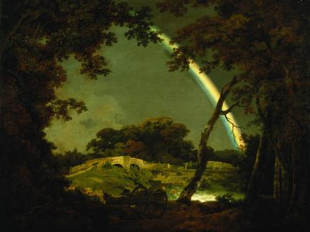 landscape-with-a-rainbow-joseph-wright-of-derby